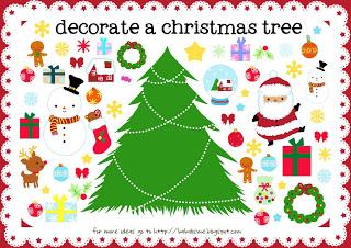 decor the tree